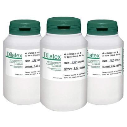 Kit 3 Dilatex 152 Cáps – Power Supplements
