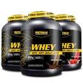 Kit 3x Whey Protein Ultra Protein 900g - Pretorian