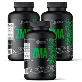 Kit  3x ZMA 90 Cáps - Original Nutrition