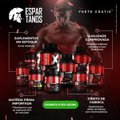 Kit  4x Muscle Mass Hipercalórico - Espartanos