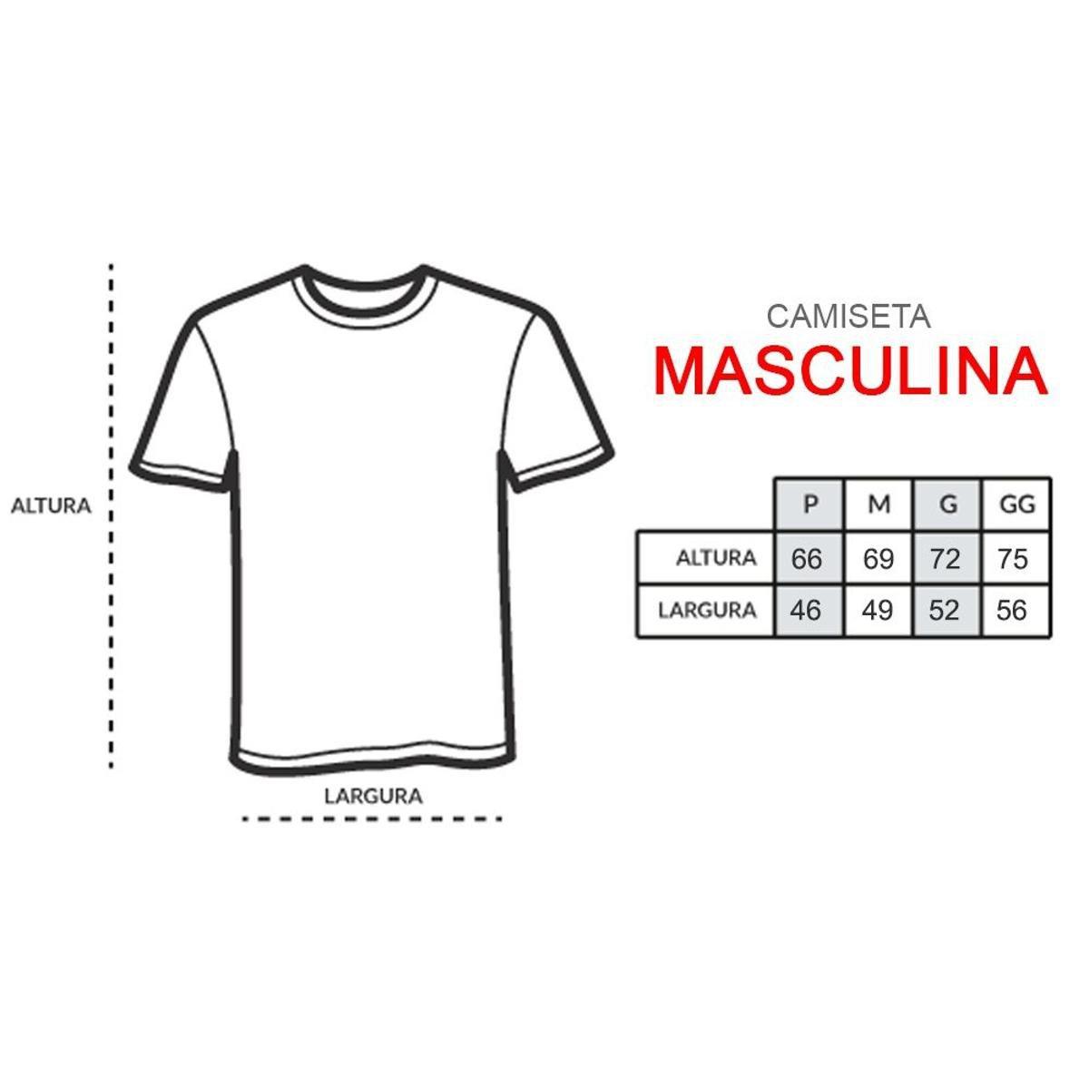 ... Kit 5 Camisetas Básicas Masculina T-Shirt Algodão + 10 Pares De Meias  Soquete a1933b82c6778