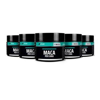 Kit 5x Maca Peruana Stark Supplements 120 Cápsulas