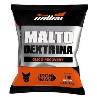 Kit 5X Maltodextrina - 1000g Refil Natural - New Millen