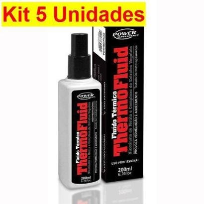 Kit 5X ThermoFluid – 200ml – Power Supplements