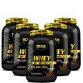 Kit 5x Whey Ultra Protein 900g - Pretorian