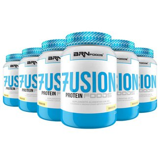 Kit 6x Fusion Protein Foods 900g - BRNFOODS