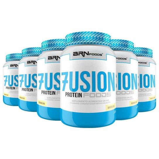 Kit 6x Fusion Protein Foods 900g - BRNFOODS -