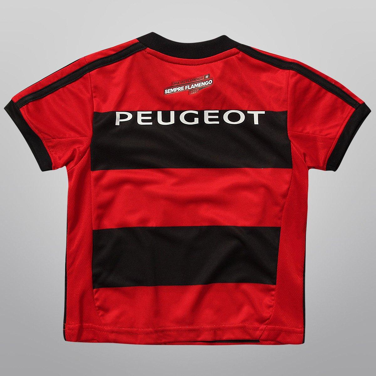 e222c68130 Kit Adidas Flamengo I 2013 Infantil - Compre Agora