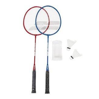 Kit Badminton Babolat Leisure - Com 2 Raquetes