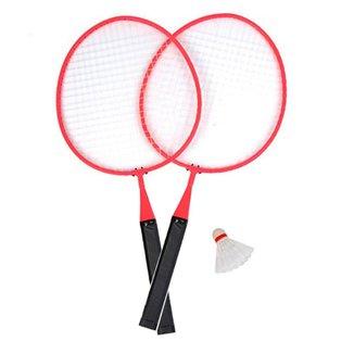 Kit Badminton Infantil Winmax Rosa
