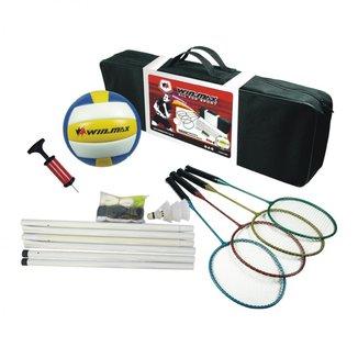 Kit Badminton Vôlei  Winmax  WMY02045