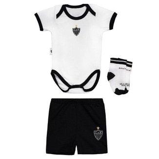 Kit Body Atlético Mineiro