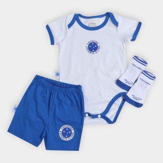 Kit Body, Short e Meia Cruzeiro