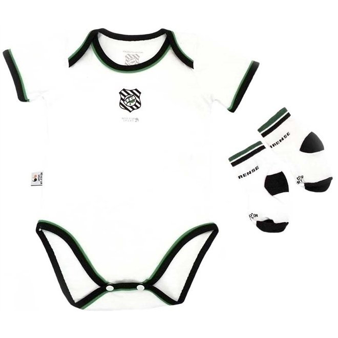 Verde G Dor Unissex Vivos E Body Figueirense Meia Malha Reve Meia Kit ORPx1v