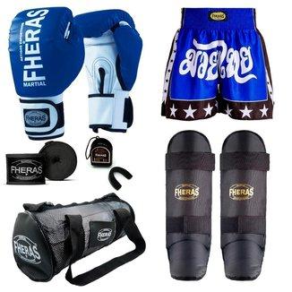 Kit Boxe Muay Thai Fheras Orion (02000064)