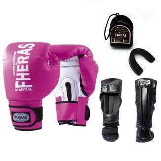 Kit Boxe Muay Thai Fheras Orion (02000090)