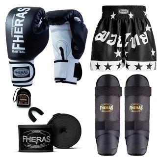 Kit Boxe Muay Thai Fheras Orion (02000191)