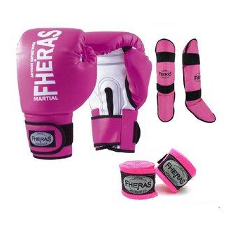 Kit Boxe Muay Thai Fheras Orion (02000229)