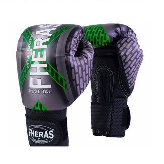 Kit Boxe Muay Thai Fheras Top Iron(03000228)