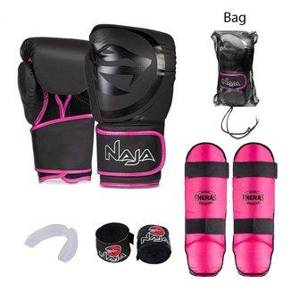 Kit Boxe Muay Thai Naja + Free Style
