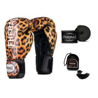 Kit Boxe Muay Thai Onça