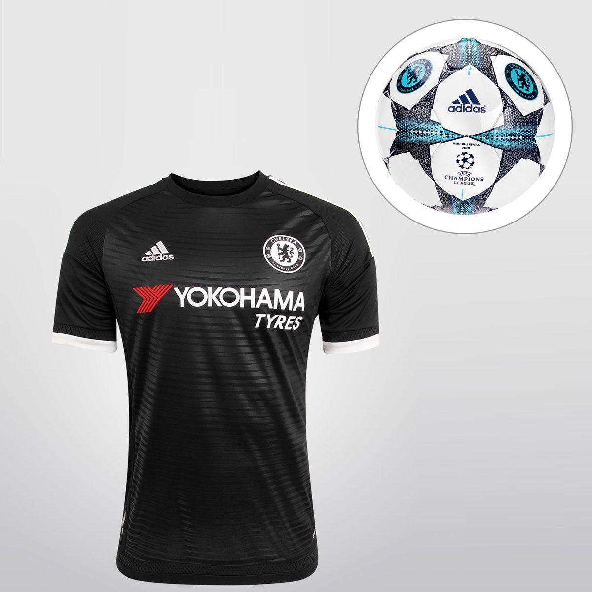 camisa adidas estro 15 preto branco 9fe864ed2e3d31 - mtvnewsbd.com 7f4c950342c95