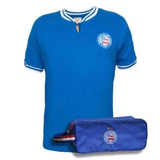 Kit Camisa Bahia 1966 + Necessaire