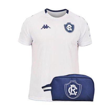 Kit Camisa Remo Supporter 2021 Branca + Necessaire Oficial