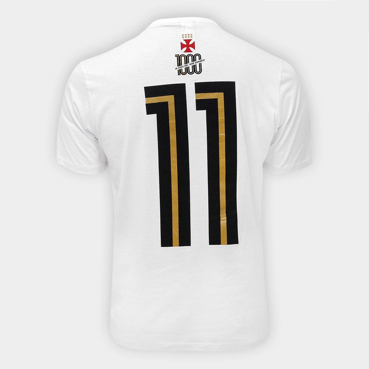 Kit Camisa Vasco Templário + Camisa Romário 10 Anos - Compre Agora ... 17cc5037562b9
