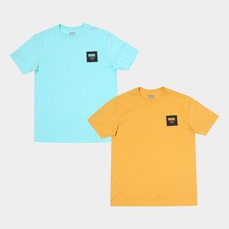 Kit Camiseta DGK C/ 2 Peças Masculina