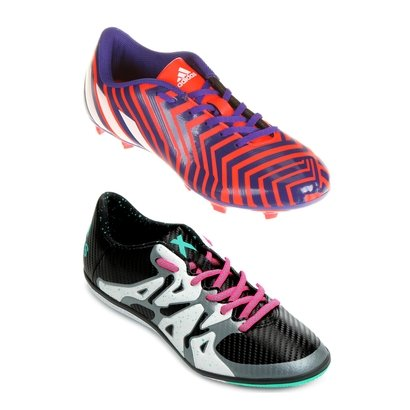2d010cbce5 ... new zealand kit chuteira adidas x 15 3 in futsal chuteira adidas  predito instinct fg campo