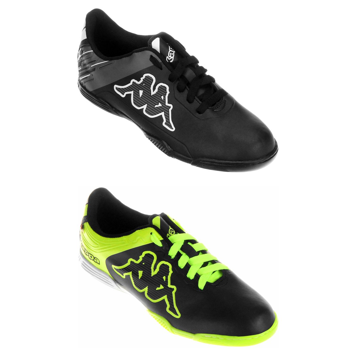 e70c504ea1 Kit Chuteira Kappa Viento Futsal + Chuteira Kappa Fuerza Futsal - Compre  Agora