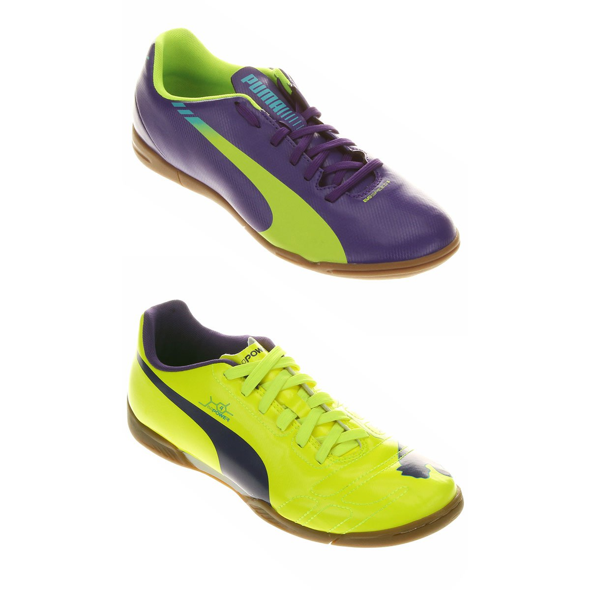 db62f0419fa Kit Chuteira Puma Evopower 4 IT + Chuteira Puma Evospeed 5.3 IT Futsal -  Compre Agora