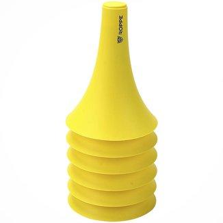 Kit Com 6 Cones De Agilidade 23 Cm Roppe High Cones