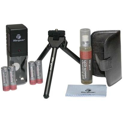 Kit Composto Por 5 Acessórios Para Fotografia - Targus - Unissex