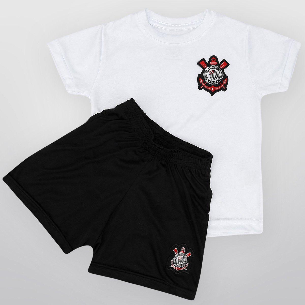 Kit Corinthians Infantil - Compre Agora  05de73860867a