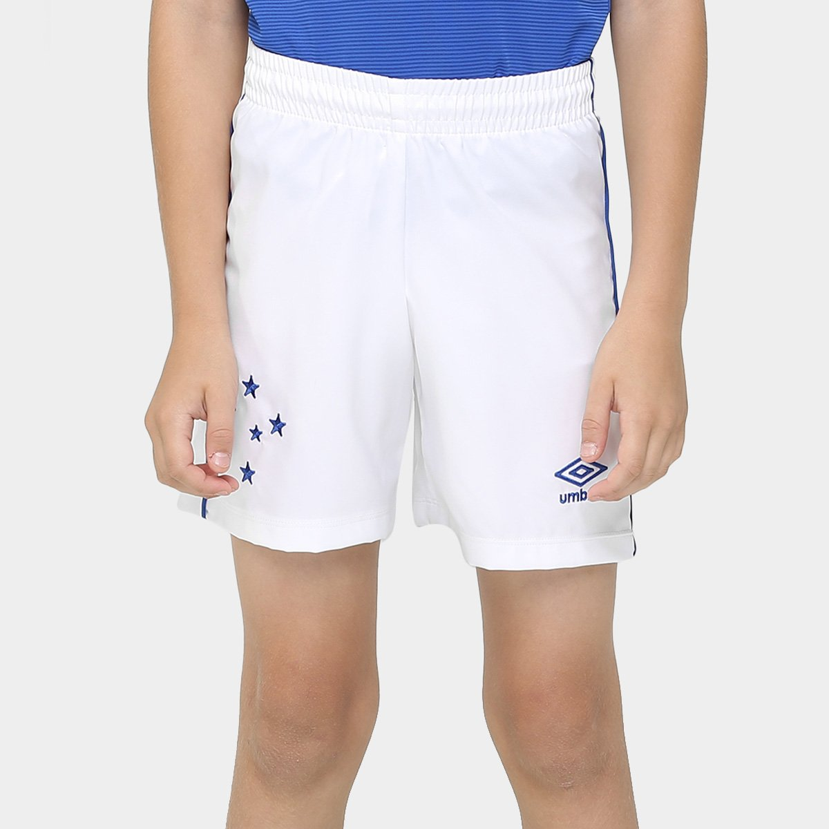 Kit Cruzeiro Infantil Umbro 2016 - Compre Agora  87e34f8693f9b