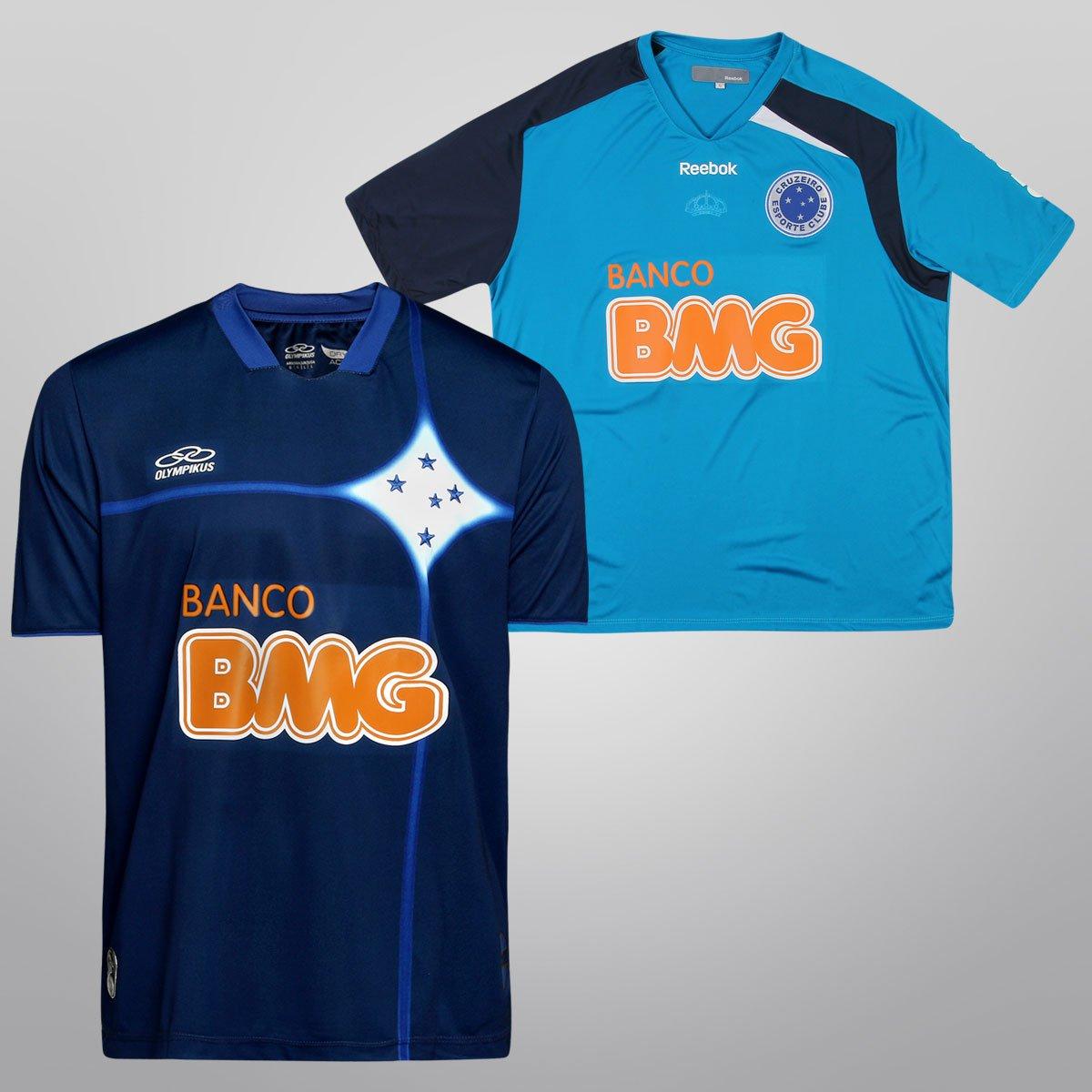 Kit Cruzeiro Torcedor - Compre Agora  232a07a80e15e
