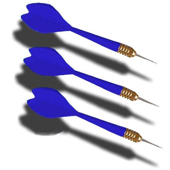 Kit de Dardos Gold Sports 08 gramas - Azul Royal