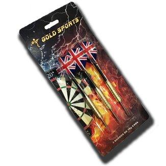 Kit de Dardos Gold Sports 18 gramas