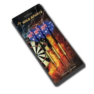 Kit de Dardos Gold Sports Austrália 18 gramas