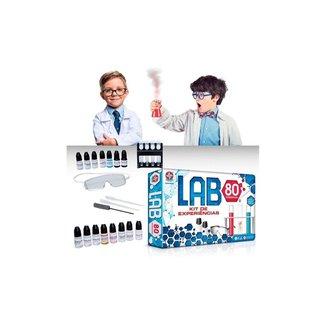 Kit De Experiências Jogo Lab 80 - Estrela