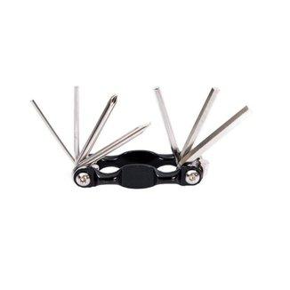 Kit de ferramentas para bike Rava 7 peças