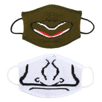Kit De Máscaras de Proteção Karian C/ 2 Unidades