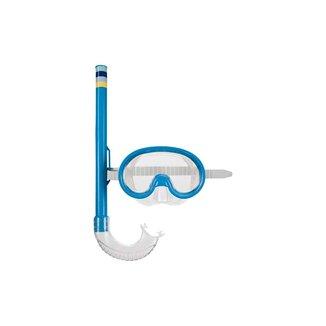 Kit de Mergulho Máscara e Snorkel Infantil