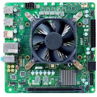 Kit de Processamento AMD 4700S, RAM 16GB GDDR6