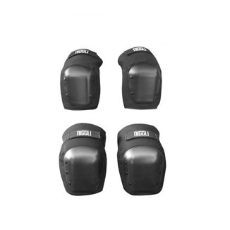 Kit de Proteção Niggli Pads Juvenil E Adulto