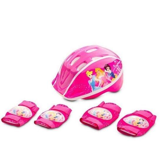 Kit de proteção Princesas Multikids - BR1158 - Rosa