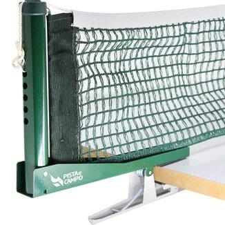 Kit De Tênis De Mesa Ping Pong com Suportes, Rede e Régua