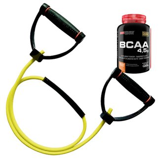 Kit Extensor LEVE + Bcaa 100g Bodybuiders
